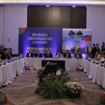 Pernambuco sedia reunião de secretários estaduais de Educação