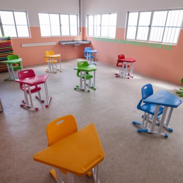 Caruaru dá continuidade às matrículas para as novas creches