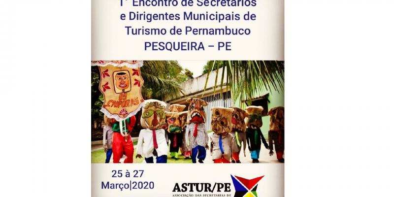 O evento acontecerá no Hotel Cruzeiro