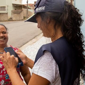 IBGE abre mais de oito mil vagas temporárias para o Censo 2021 em Pernambuco