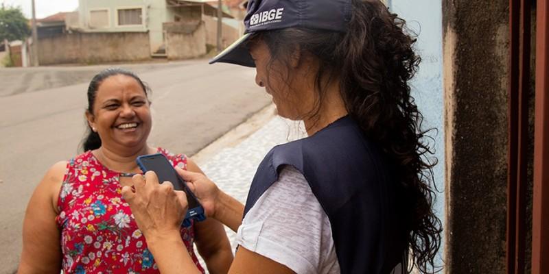 Recenseadores do IBGE vão percorrer todos os municípios pernambucanos