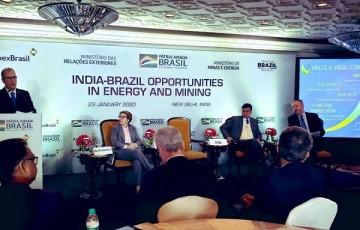 Brasil quer parceria com Índia para transformar etanol em commodity
