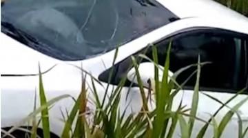 Três morrem em acidente na PE-126 na Zona da Mata Sul de Pernambuco