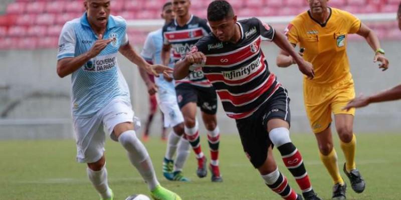 O tricolor foi derrotado para o CSP-PB por 2x0 e o treinador Thiago Farias decidiu deixar a equipe