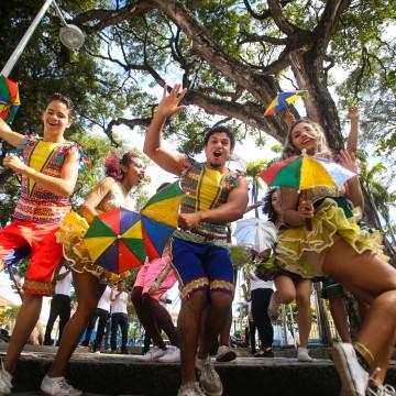 Carnaval: Primeira semana de fevereiro será marcada pelo frevo