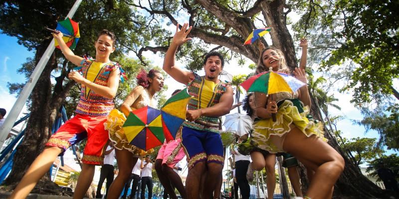 As prévias oficiais do Carnaval do Recife 2020 começam nesta segunda (03)