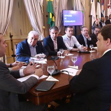 Pernambuco recebe 62 milhões para obras em infraestrutura