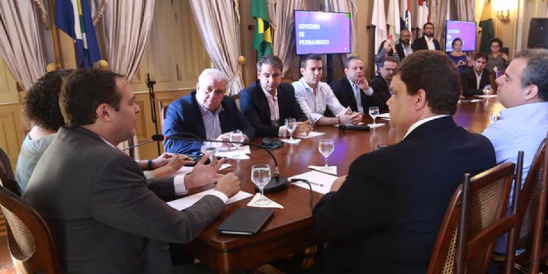 A secretária de infraestrutura do Pernambuco afirmou que com a liberação dos recursos será possível dar continuidade a obras de relevância no estado