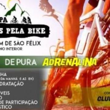 Camocim de São Félix sedia 2ª Etapa Unidos pela Bike neste final de semana