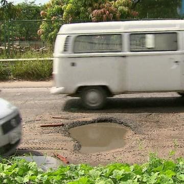Programa Caminhos de Pernambuco prevê pavimentação de aproximadamente 5 mil quilômetros da malha rodoviária estadual