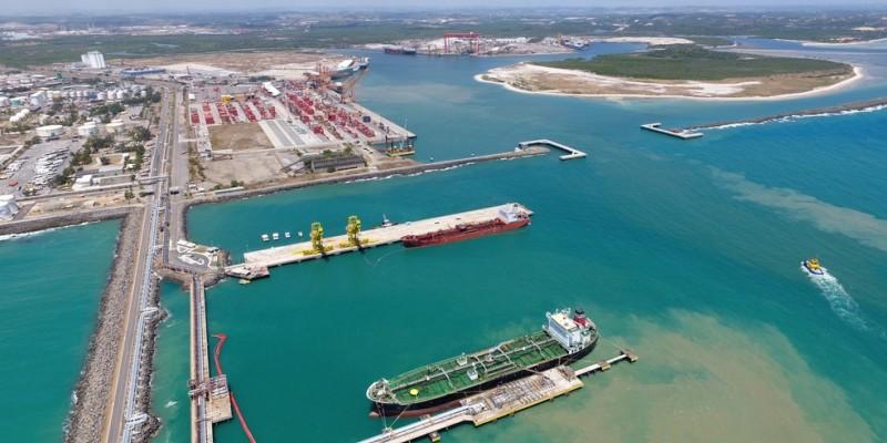 Complexo portuário apresentou acréscimo acima da média nacional. Portos públicos brasileiros tiveram crescimento de 6,6% no primeiro semestre deste ano