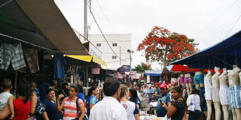 O presidente da Associação dos Sulanqueiros, Pedro Moura, estima que as duas próximas feiras serão ainda mais movimentadas