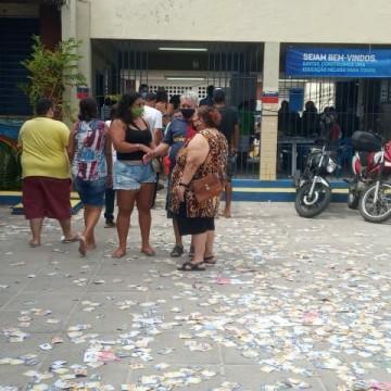 MPPE pede prisão de mesária que orienta eleitores a votar em candidato específico, em Paulista