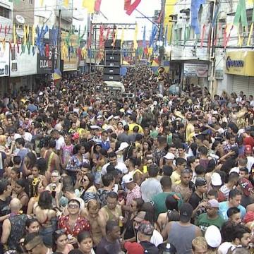 Balanço do final de semana de Carnaval em Caruaru