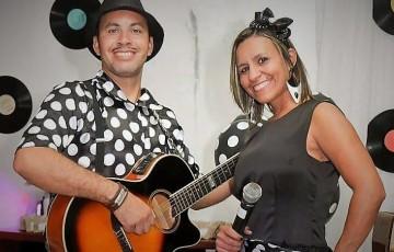 Kell Sales e Kleiton Mel são as atrações do Reuniões Dançantes do Sesc Caruaru