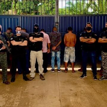 Dez homens descumprem prisão domiciliar na RMR