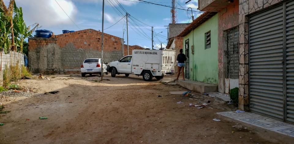 Carroceiro é assassinado no Bairro Santa Rosa, em Caruaru
