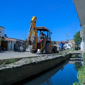 Obras na Avenida Pedro Álvares Cabral entram na reta final em Olinda