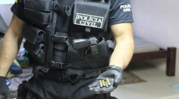 Polícia Civil realiza operação 'Drive'  em Caruaru