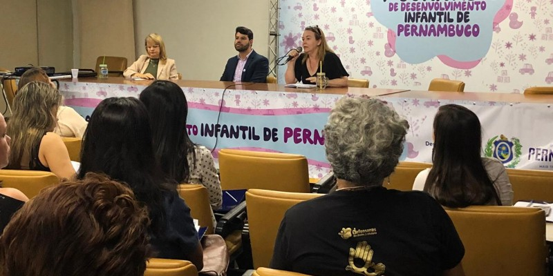 De acordo com o gestor de políticas para crianças da pasta Estadual, MacDouglas, os primeiros anos de vida são essenciais para desenvolvimento humano