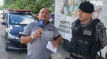 Dois homens são presos com droga em Caruaru.