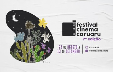 Festival de Cinema de Caruaru será virtual