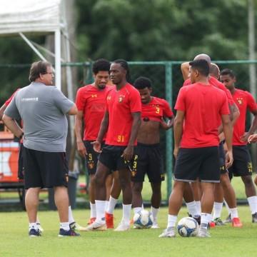Sport encara o Cuiabá na busca da vice-liderança