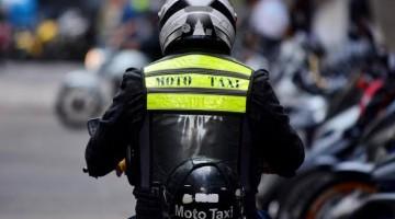 Serviço de mototáxi poderá voltar a funcionar em Pernambuco