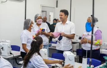 Prefeitura do Jaboatão faz parceria com costureiras para doação de máscaras de tecido