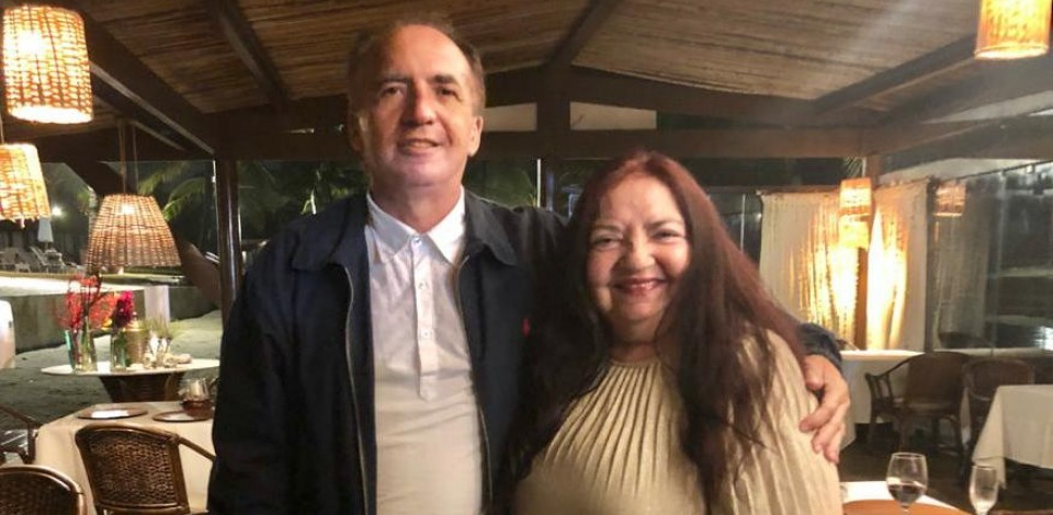 Rogério Almeida: o premiado jornalista paraibano