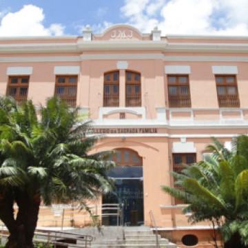 Prédio de colégio particular no Recife é indicado para preservação arquitetônica