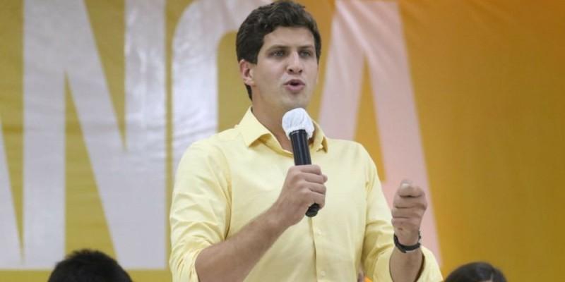 Candidato pelo PSB afirmou que propaganda agressiva, com disseminação de fake news,  contra a adversária Marília Arraes (PT) não partiu da sua candidatura