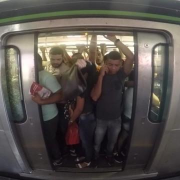 Passagem do metrô do Recife aumenta para R$ 2,60