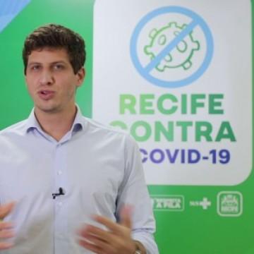 Recife libera cadastramento para vacinação contra Covid-19 de crianças e adolescentes