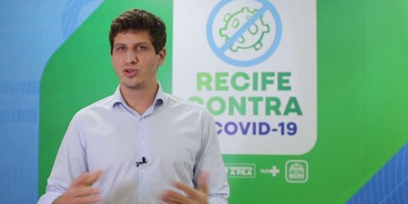 A prefeitura do Recife disse que não há previsão para início do agendamento nem para aplicação dos imunizantes em quem tem entre 2 e 17 anos
