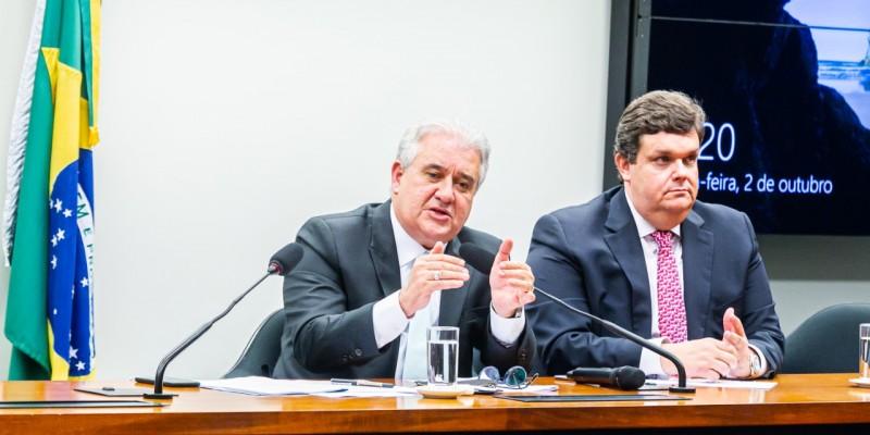 O deputado pelo solidariedade, Augusto Coutinho, destaca quais serão as atribuições da bancada no mês de outubro