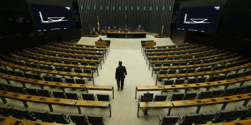 Dois parlamentares têm Covid-19; sessão foi remarcada para 26 de março