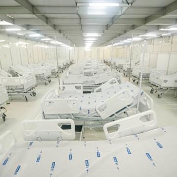 Covid-19 faz eleva taxa de ocupação de UTIs a quase 95% em PE