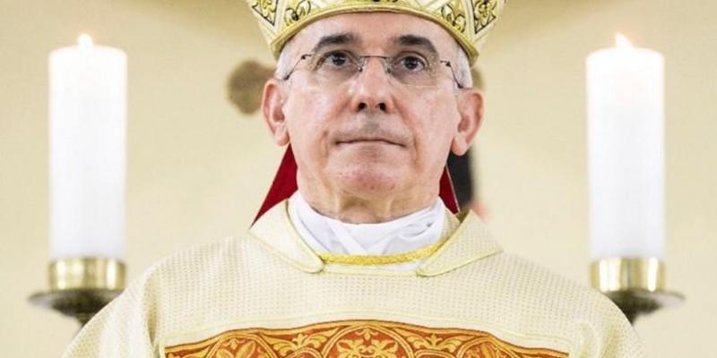 Dom Henrique Soares da Costa, bispo da Diocese de Palmares, falecido em 18 de julho deste ano