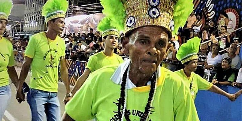 Ele tinha 78 anos de idade e estava internado no Hospital Belarmino Correia