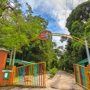 Parque de Dois Irmãos permanece fechado aos visitantes