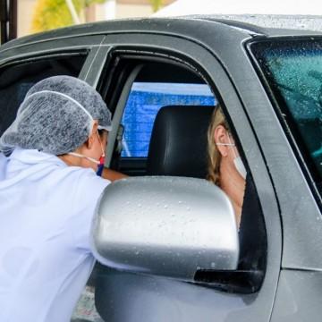 Camaragibe retoma drive thru da vacinação em Aldeia neste sábado (28)