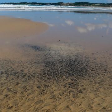 Óleo nas praias veio de navio que passava por PE, aponta pesquisa
