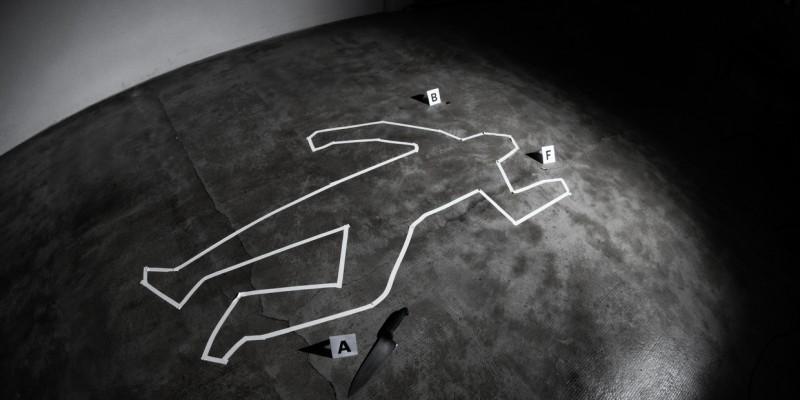 De acordo com as investigações da polícia, o crime aconteceu após uma discussão durante uma festa