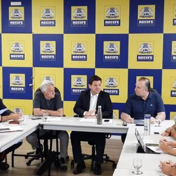 Grandes eventos públicos e privados estão proibidos no Recife