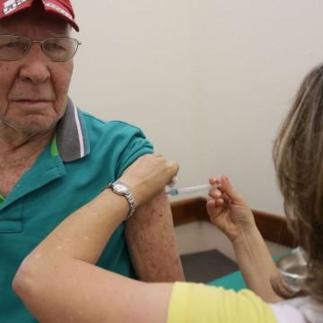 Segundaetapa da campanha de vacinação contra gripe começahoje