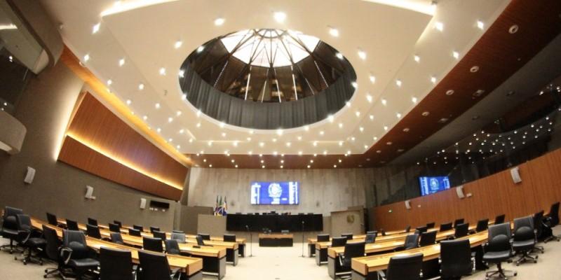 No biênio 2019-20, comandado pelo deputado, cinquenta e seis projetos foram aprovados