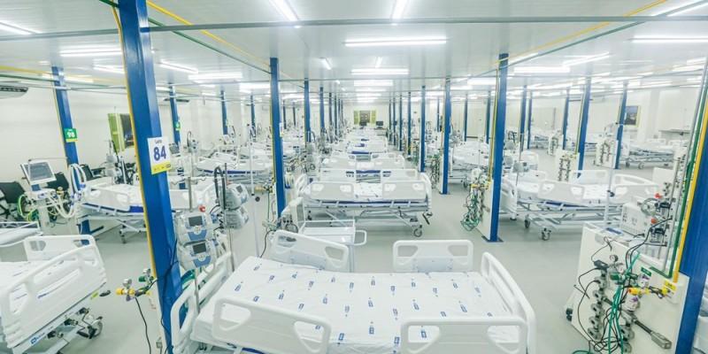 A unidade de saúde deve funcionar no mesmo lugar onde funcionava o maior hospital de campanha do Recife, desativado em agosto de 2020