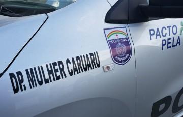 Filho é preso por estuprar a própria mãe em Caruaru