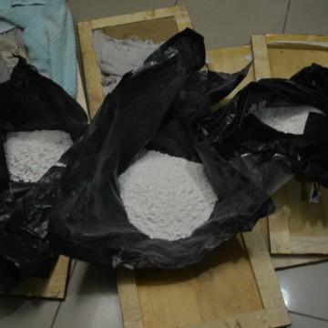 Oito quilos de cocaína são apreendidos na BR-101